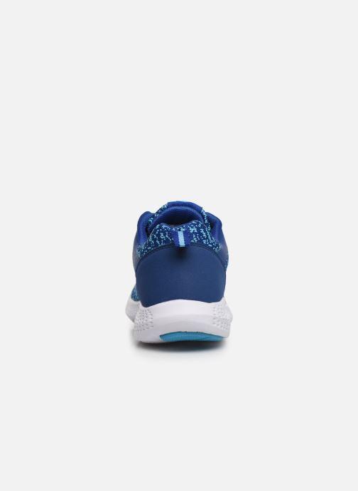 Baskets Kangaroos K-V II Bleu vue droite