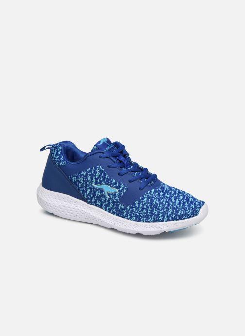 Sneaker Kangaroos K-V II blau detaillierte ansicht/modell