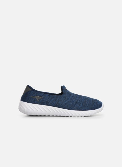 Sneaker Kangaroos KaBoo 9000 blau ansicht von hinten