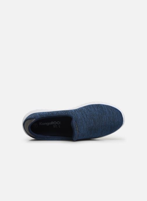 Sneaker Kangaroos KaBoo 9000 blau ansicht von links