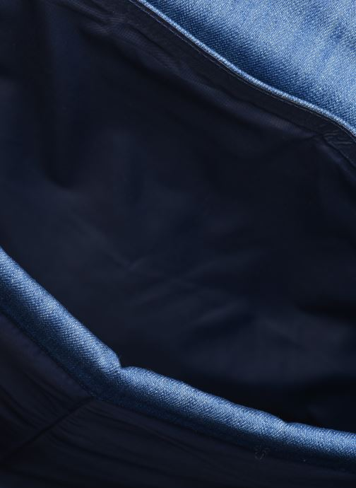 Scolaire Bakker Made With Love CARTABLE GRANDE CLASSE JEAN 40*10*35CM Bleu vue derrière