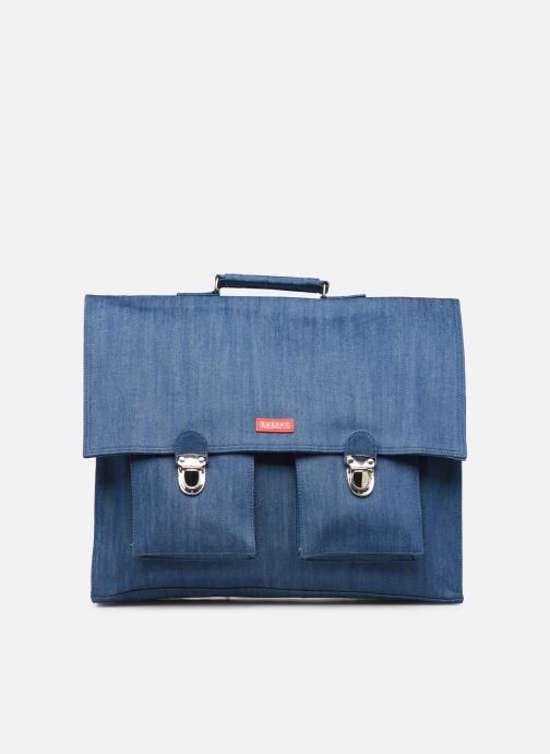 Schulzubehör Bakker Made With Love CARTABLE GRANDE CLASSE JEAN 40*10*35CM blau detaillierte ansicht/modell