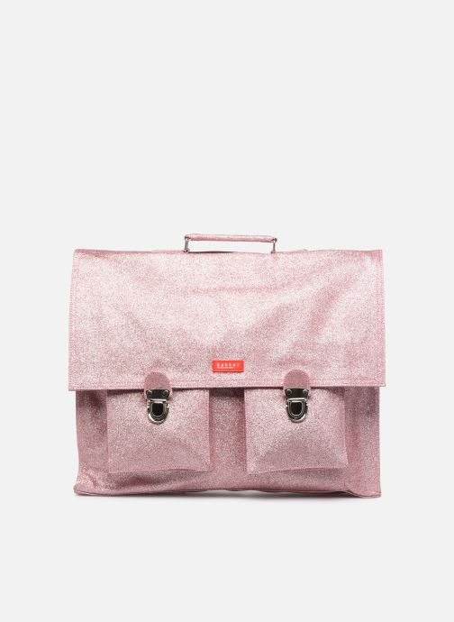 School bags Bakker Made With Love CARTABLE GRANDE CLASSE GLITTER 40*10*35CM Pink detailed view/ Pair view