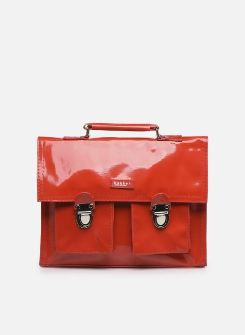 Scolaire Bakker Made With Love CARTABLE MINI BRETELLES 28*7*22CM Rouge vue détail/paire