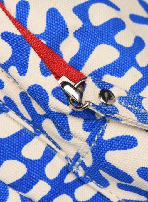 Skoletasker Bakker Made With Love BACKPACK MINI CANVAS CAPSULE 27*7*21CM Blå se fra venstre
