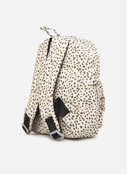 Scolaire Bakker Made With Love BACKPACK MINI CANVAS CAPSULE 27*7*21CM Noir vue droite