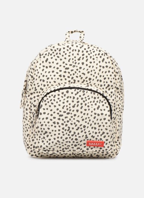 Scolaire Bakker Made With Love BACKPACK MINI CANVAS CAPSULE 27*7*21CM Noir vue détail/paire