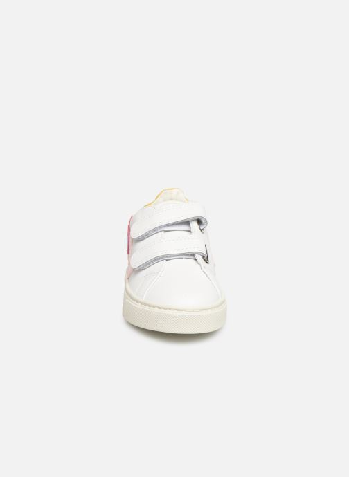 Baskets Veja Veja  x Will Woody Blanc vue portées chaussures