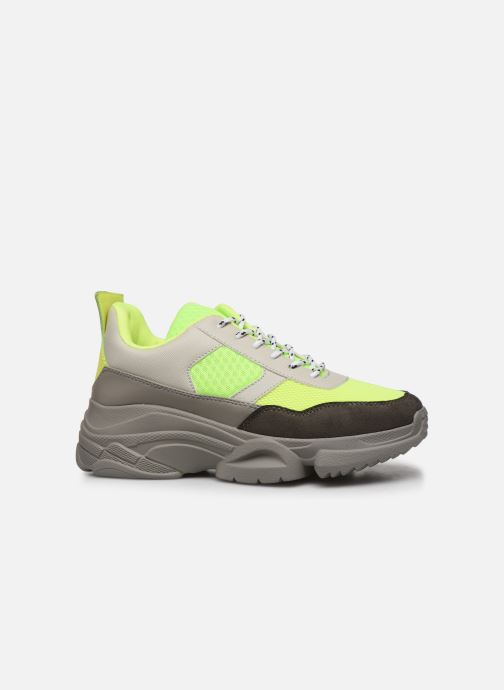 Sneakers Essentiel Antwerp Torser Geel achterkant