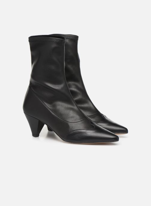 Bottines et boots Essentiel Antwerp Tootsie Noir vue 3/4