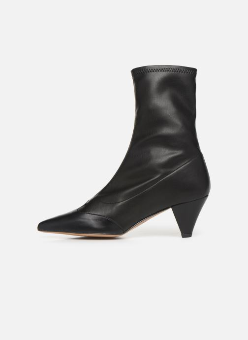 Boots en enkellaarsjes Essentiel Antwerp Tootsie Zwart voorkant