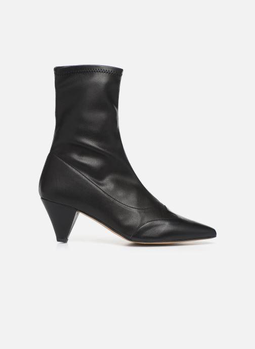 Boots en enkellaarsjes Essentiel Antwerp Tootsie Zwart achterkant