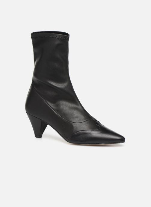 Bottines et boots Essentiel Antwerp Tootsie Noir vue détail/paire
