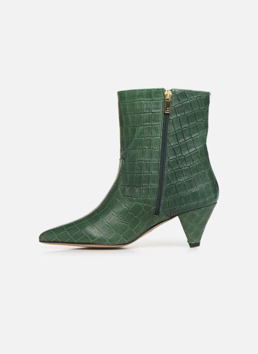 Bottines et boots Essentiel Antwerp Toxicwaste Vert vue face