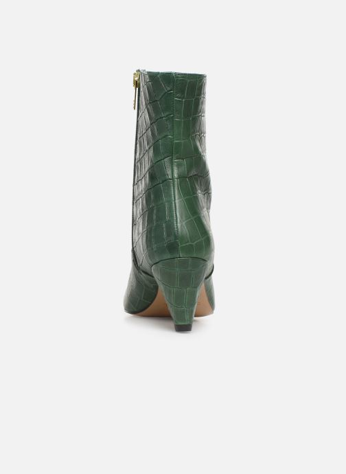 Bottines et boots Essentiel Antwerp Toxicwaste Vert vue droite