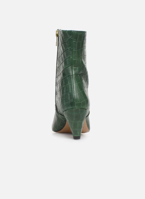 Boots en enkellaarsjes Essentiel Antwerp Toxicwaste Groen rechts
