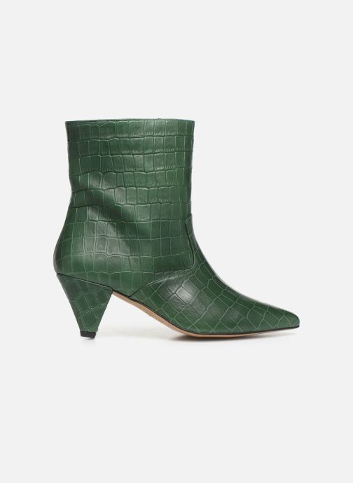 Boots en enkellaarsjes Essentiel Antwerp Toxicwaste Groen achterkant