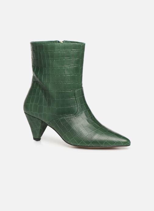Bottines et boots Essentiel Antwerp Toxicwaste Vert vue détail/paire