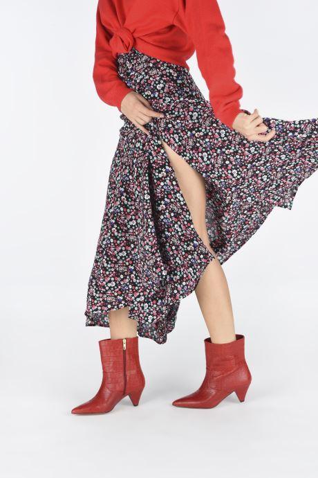 Boots en enkellaarsjes Essentiel Antwerp Trimetal Rood onder