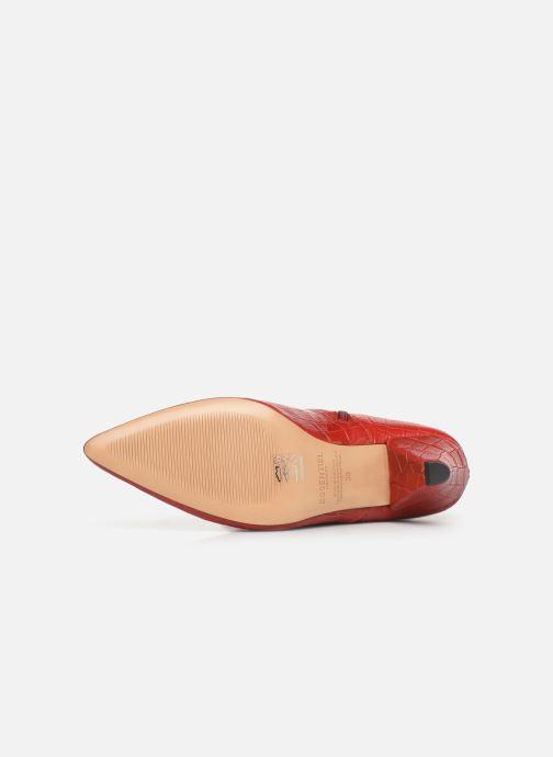 Bottines et boots Essentiel Antwerp Trimetal Rouge vue haut