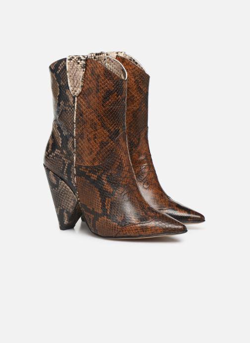 Boots en enkellaarsjes Essentiel Antwerp Tremors Bruin 3/4'