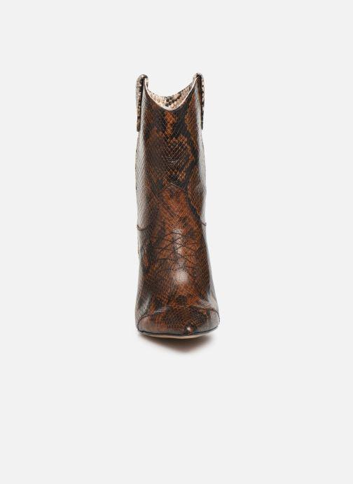Bottines et boots Essentiel Antwerp Tremors Marron vue portées chaussures