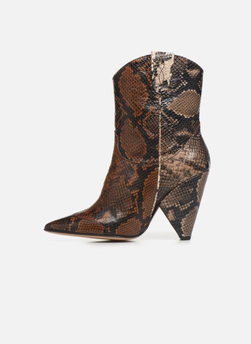 Boots en enkellaarsjes Essentiel Antwerp Tremors Bruin voorkant