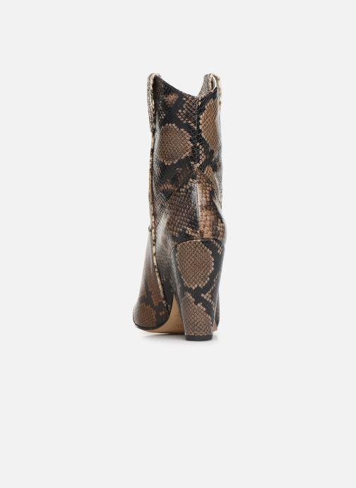 Bottines et boots Essentiel Antwerp Tremors Marron vue droite
