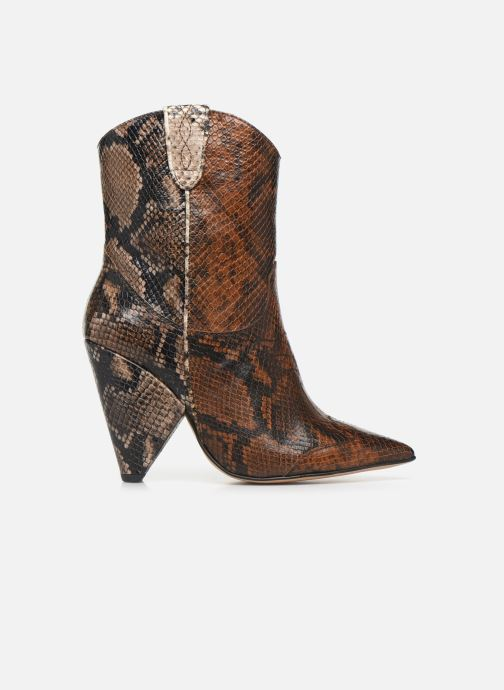Boots en enkellaarsjes Essentiel Antwerp Tremors Bruin achterkant