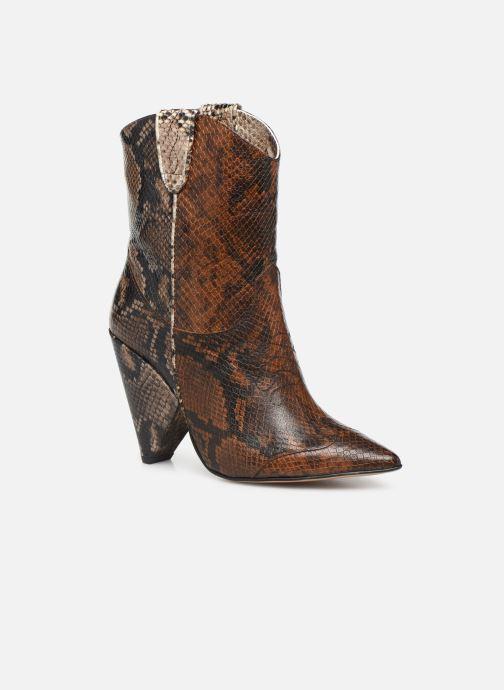 Bottines et boots Essentiel Antwerp Tremors Marron vue détail/paire