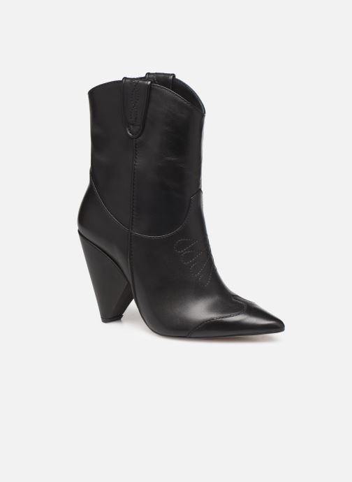 Bottines et boots Essentiel Antwerp Trustem Noir vue détail/paire