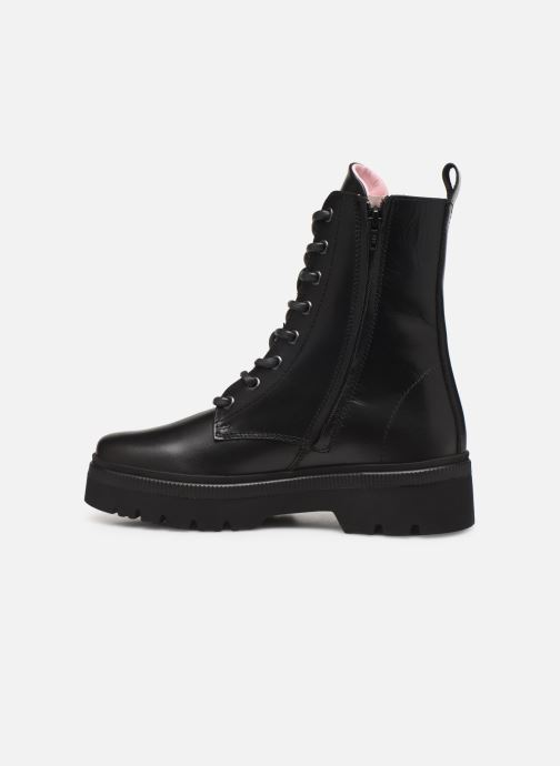 Bottines et boots Essentiel Antwerp Teneral Noir vue face