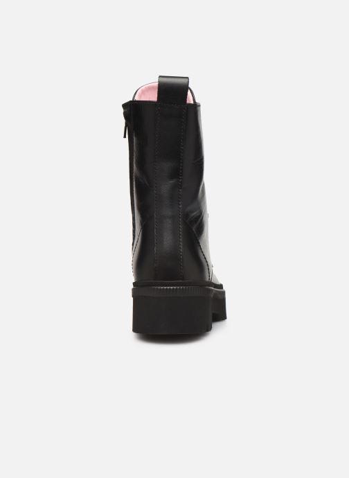 Bottines et boots Essentiel Antwerp Teneral Noir vue droite