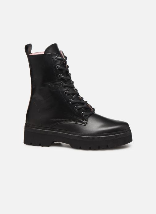 Bottines et boots Essentiel Antwerp Teneral Noir vue derrière
