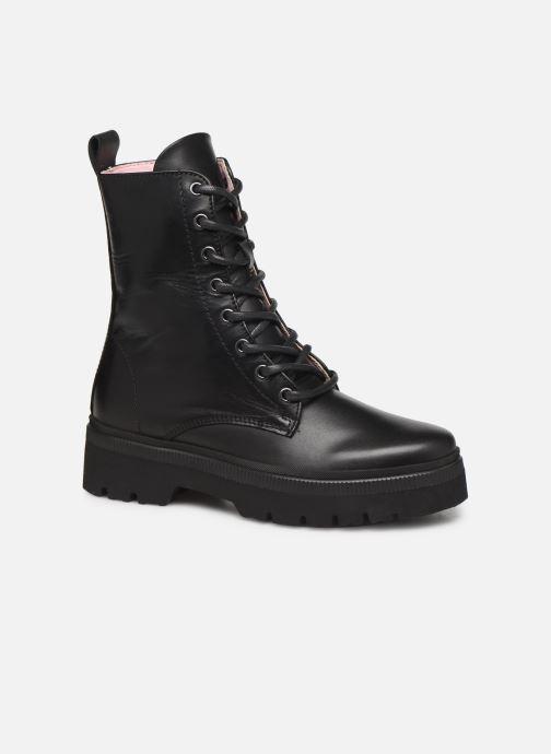 Boots en enkellaarsjes Essentiel Antwerp Teneral Zwart detail