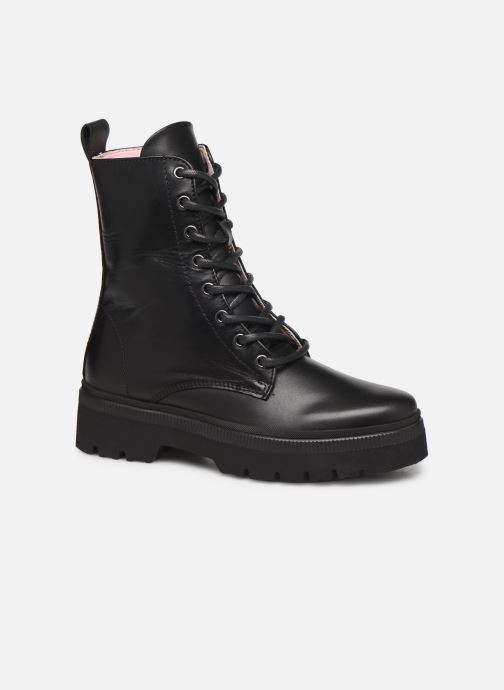 Bottines et boots Essentiel Antwerp Teneral Noir vue détail/paire