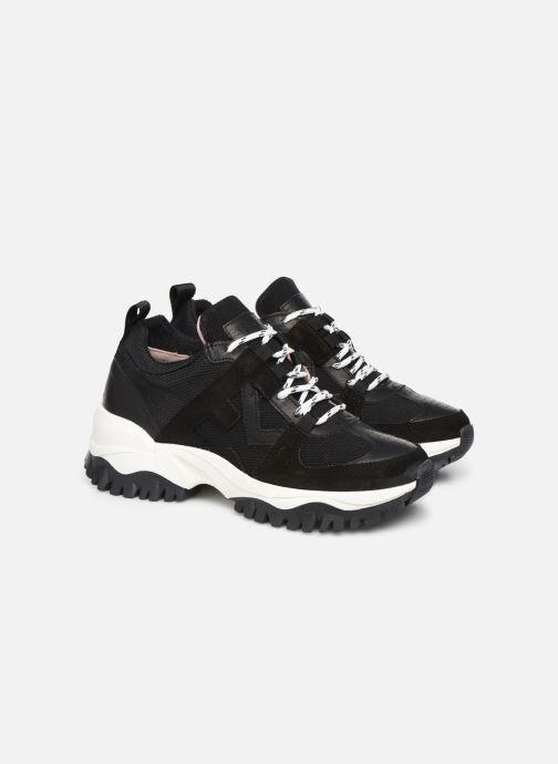 Sneakers Essentiel Antwerp Trespasser2 Zwart 3/4'
