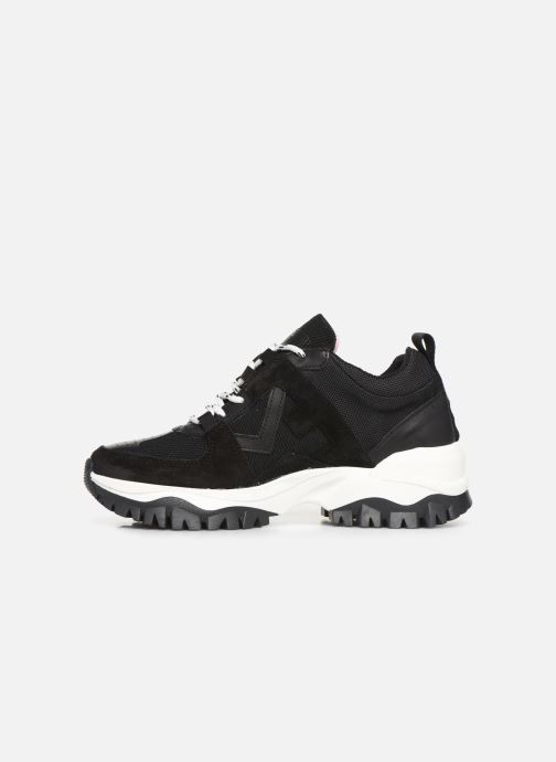 Sneakers Essentiel Antwerp Trespasser2 Nero immagine frontale
