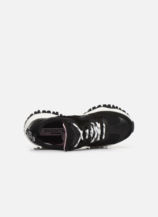 Sneakers Essentiel Antwerp Trespasser2 Zwart links
