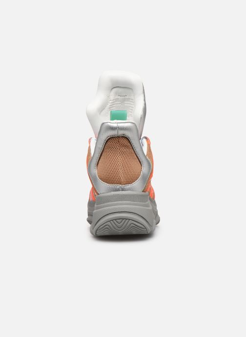 Trainers Essentiel Antwerp Taconafide Sneakers Orange view from the right