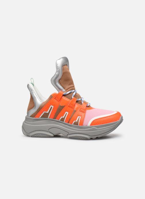 Baskets Essentiel Antwerp Taconafide Sneakers Orange vue derrière