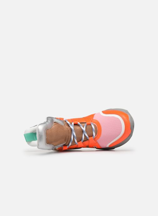 Baskets Essentiel Antwerp Taconafide Sneakers Orange vue gauche