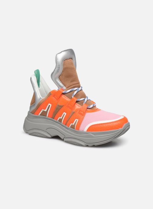 Sneakers Essentiel Antwerp Taconafide Sneakers Oranje detail