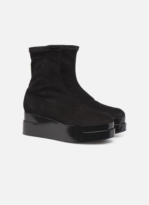 Bottines et boots Clergerie Laissa 2 Noir vue 3/4