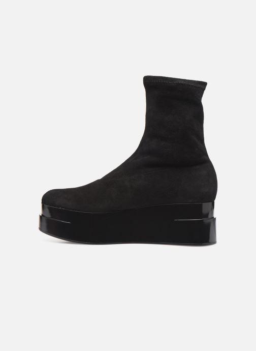 Bottines et boots Clergerie Laissa 2 Noir vue face