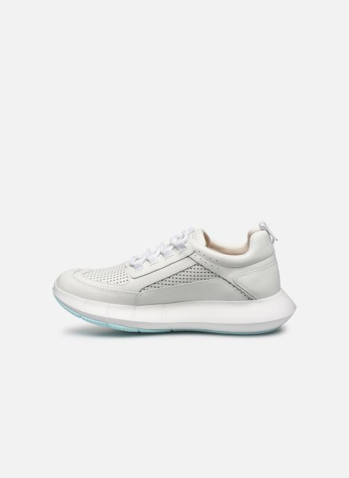 Sneakers Clergerie Sea Bianco immagine frontale