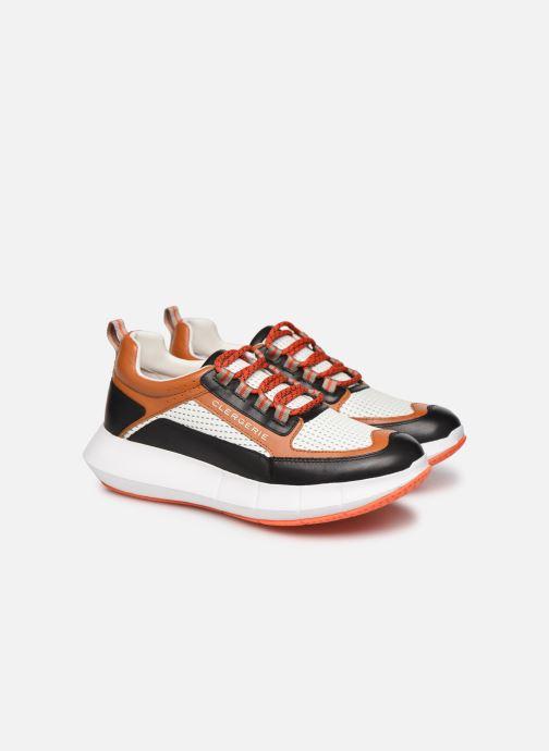 Sneakers Clergerie Sea Multicolore immagine 3/4