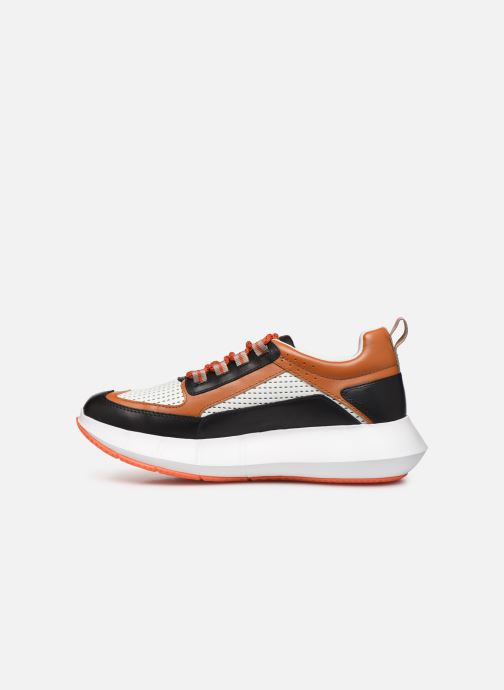 Sneakers Clergerie Sea Multicolore immagine frontale