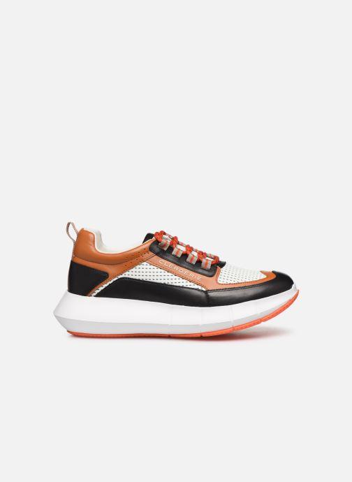 Sneakers Clergerie Sea Multicolore immagine posteriore