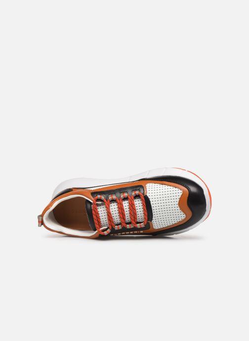 Sneakers Clergerie Sea Multicolore immagine sinistra